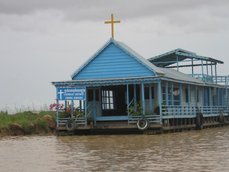 CHONG KNEAS CHURCH CAMBODIA
