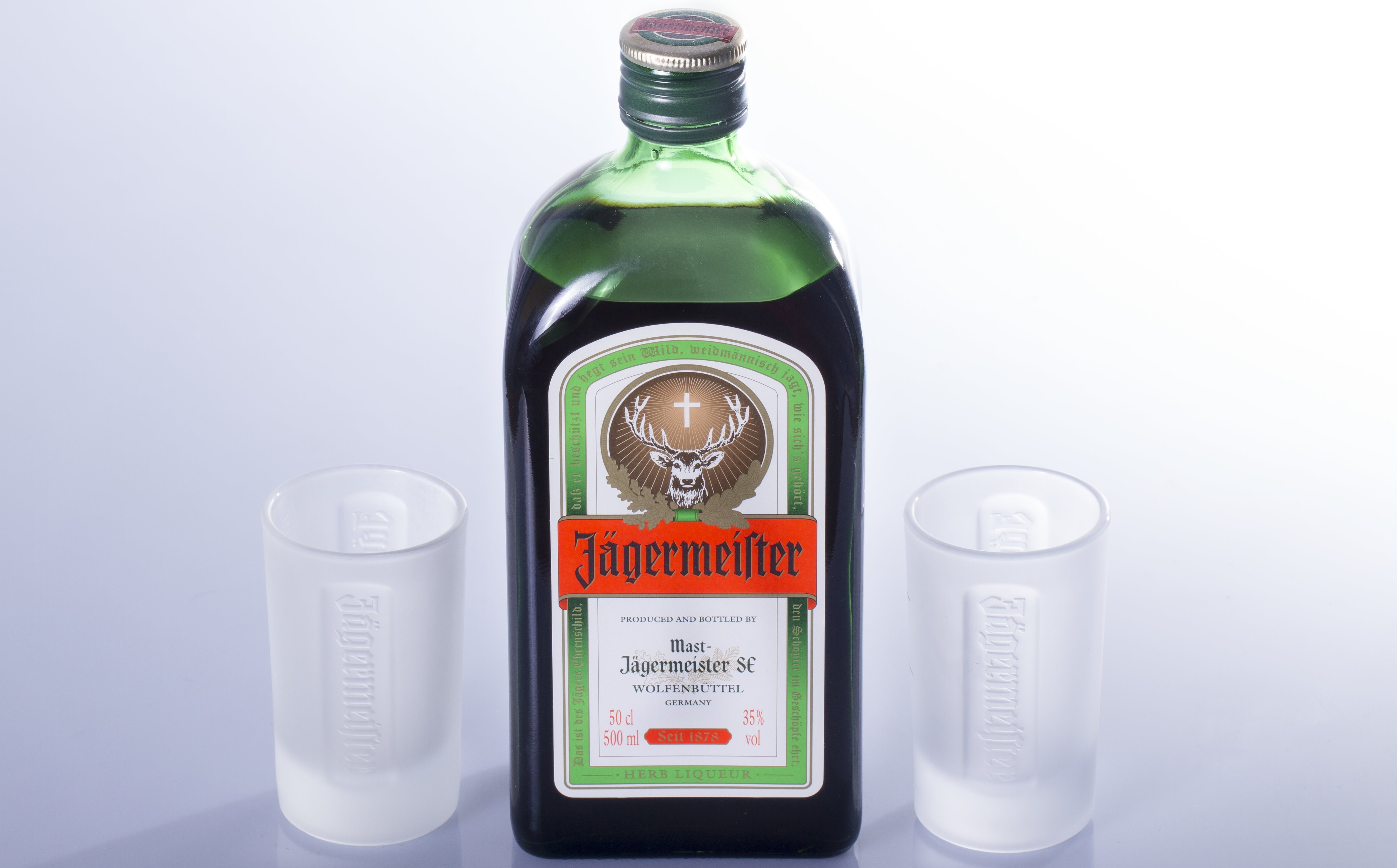 Jägermaister alcohol drink