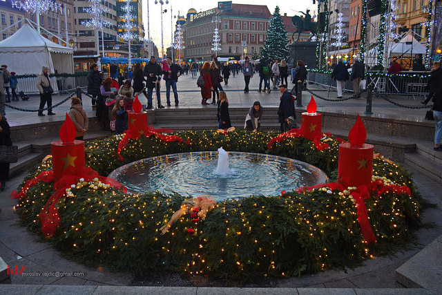 CHRISTMAS ZAGREB