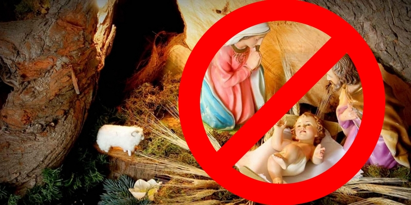 NATIVITY FORBIDDEN