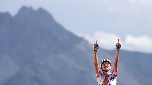 WARREN BARGUIL;CYCLING,TOUR DE FRANCE;