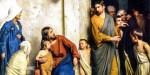 JESUS IN A CROWD