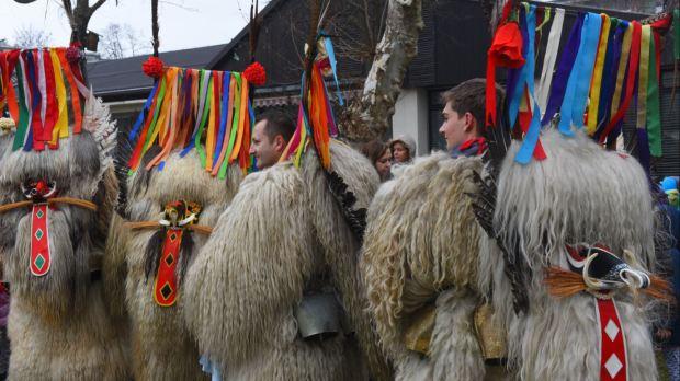 Kurenti in Slovenia