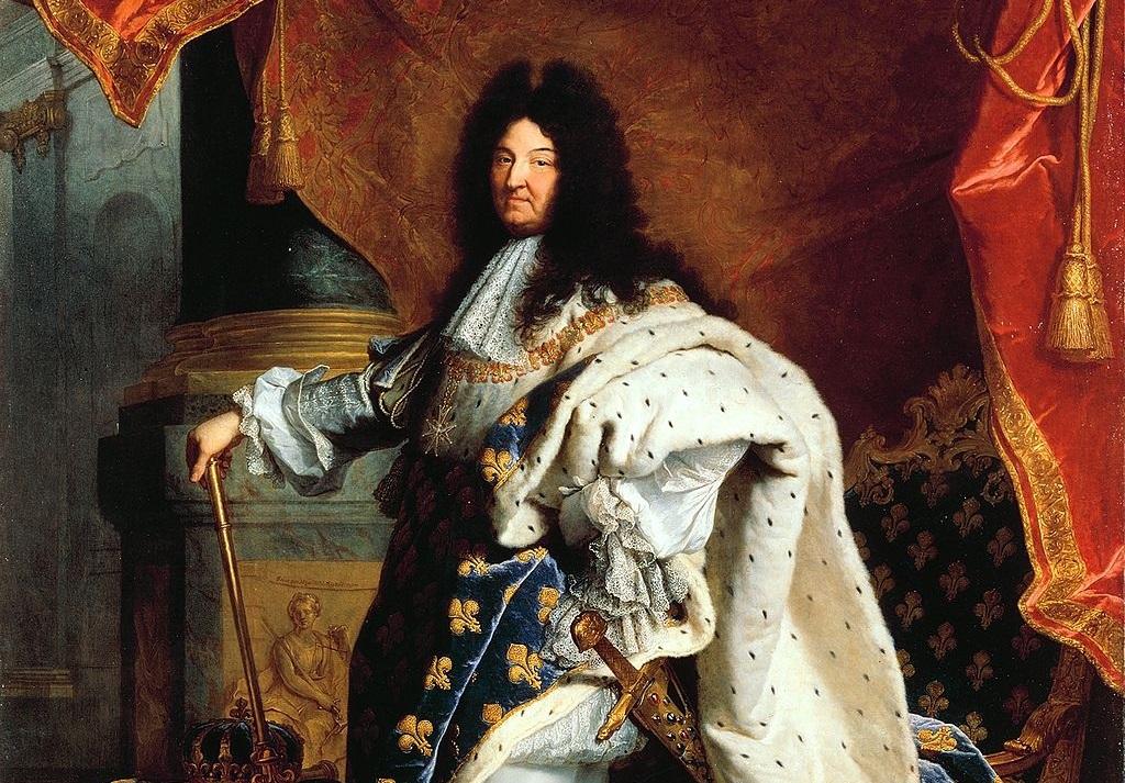 King Louis XIV.