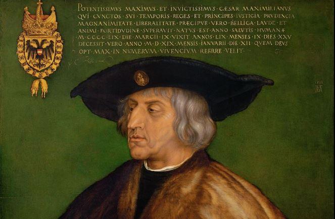 Maximilian I of Habsburg