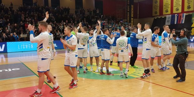 SLOVENIA NATIONAL HANDBALL TEAM