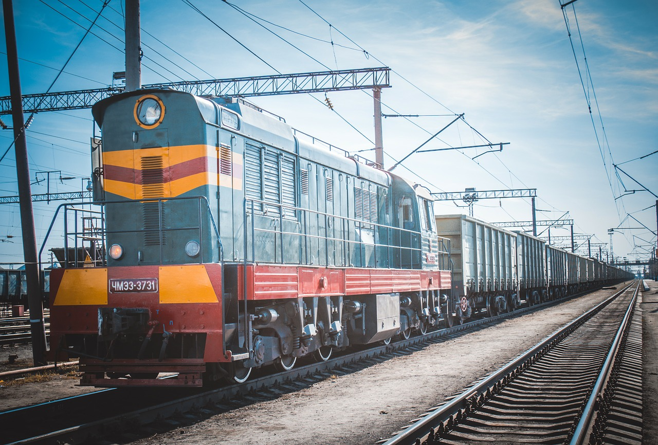 KAZAKHSTAN TRAIN