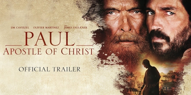 PAUL,APOSTLE OF CHRIST,MOVIE