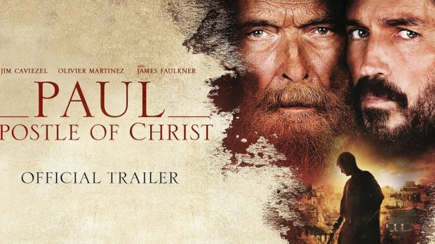 PAUL,APOSTLE OF CHRIST,MOVIE
