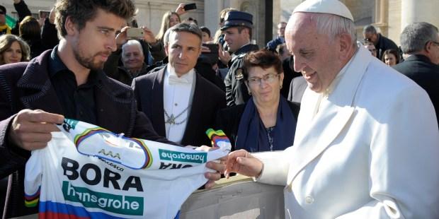 PETER SAGAN POPE