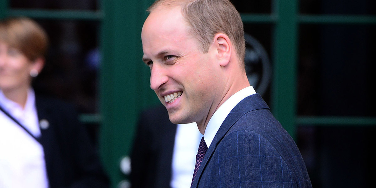 PRINCE WILLIAM,DUKE OF CAMBRIDGE