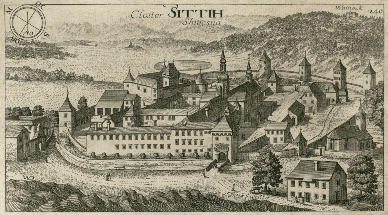 Sticna abbey