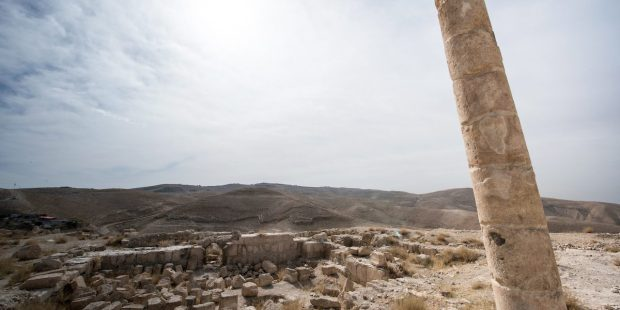 MACHAERUS,JOHN THE BAPTIST,HEROD
