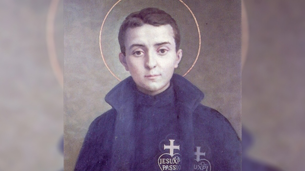 St. Gabriel of Our Lady of Sorrows