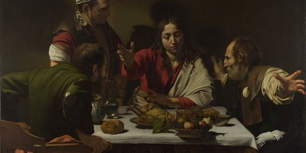 SUPPER AT EMMAUS