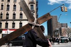 WAY OF THE CROSS,NEW YORK
