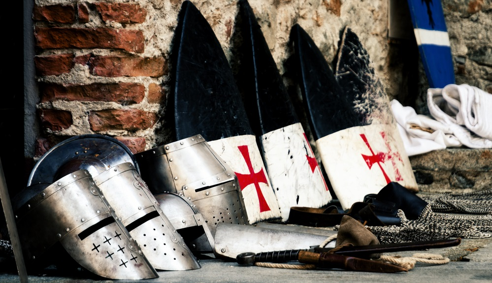 MEDIEVAL WEAPON
