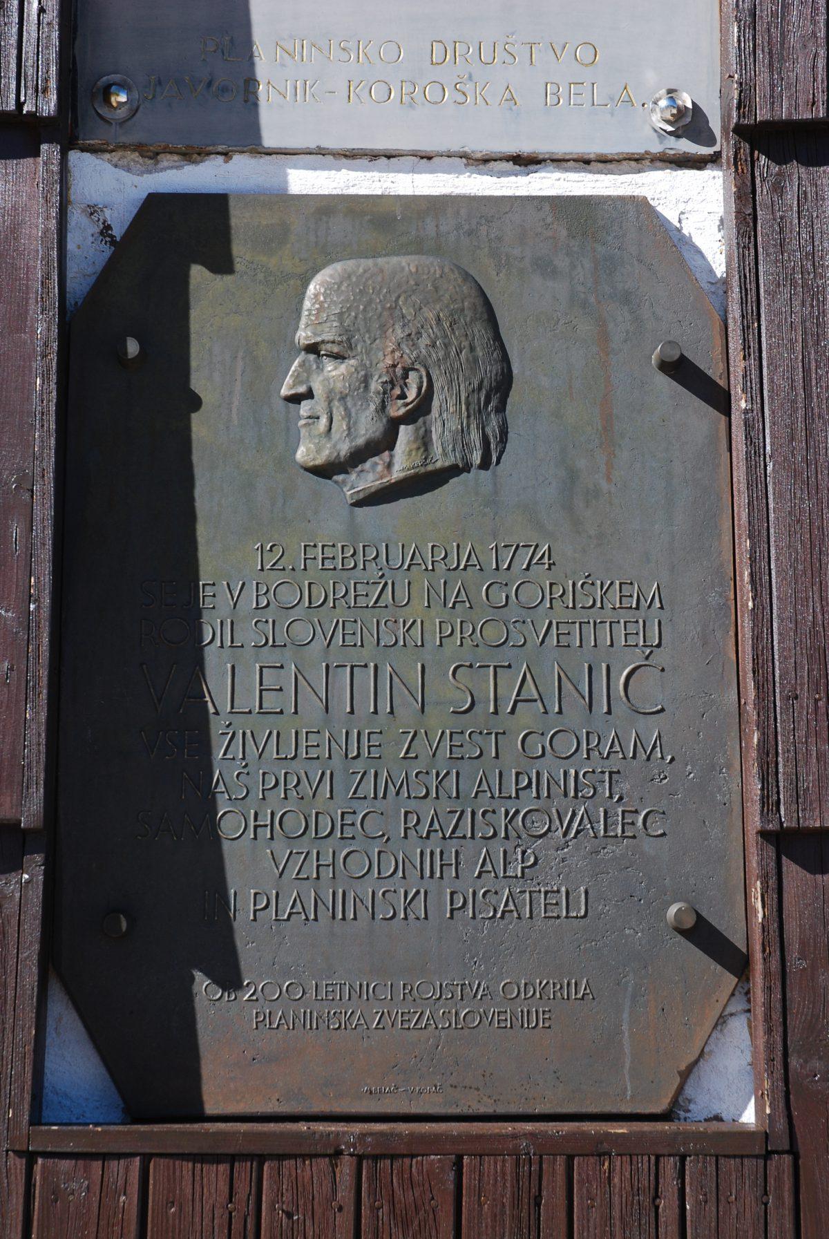 VALENTIN STANIC