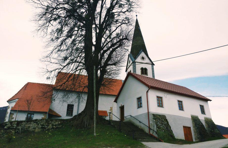 CHURCH IN ZETALE