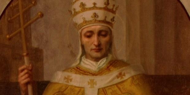 POPE LEO IX;