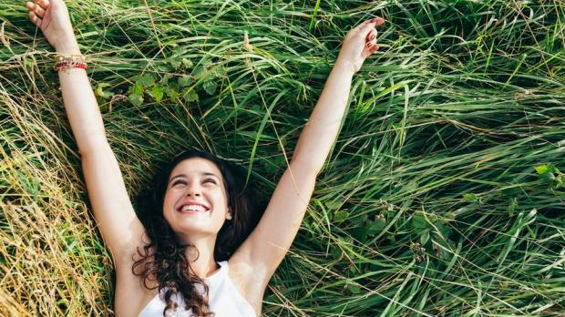 GIRL HAPPY