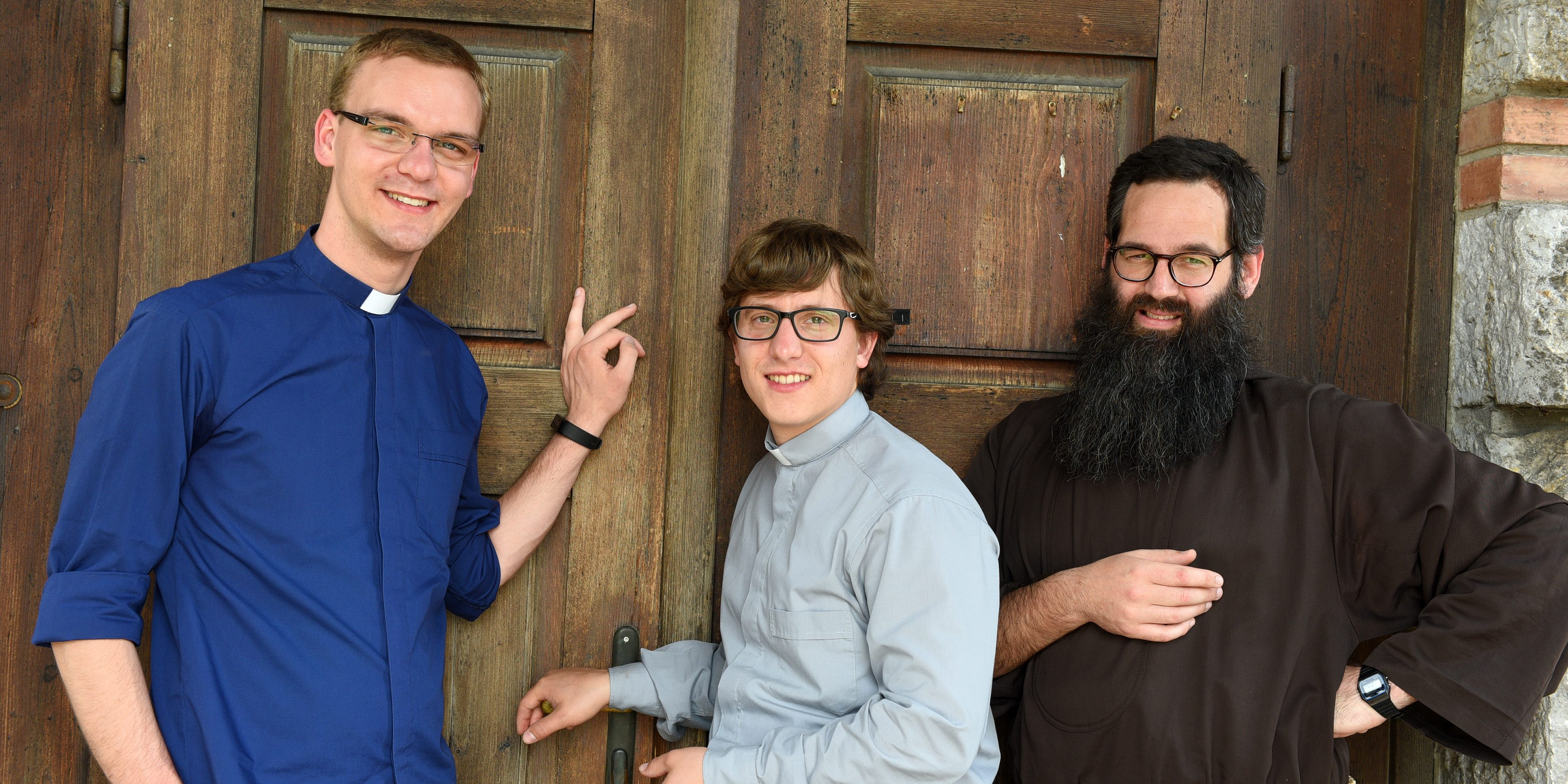 YOUNG PRIESTS