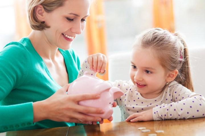 Finančni nasveti za otroke