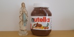 LADY OF LOURDES AND NUTELLA
