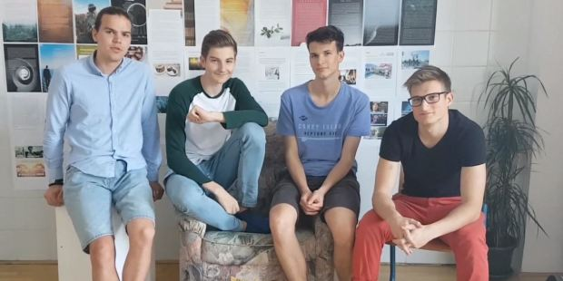 SLOVENIAN STUDENTS