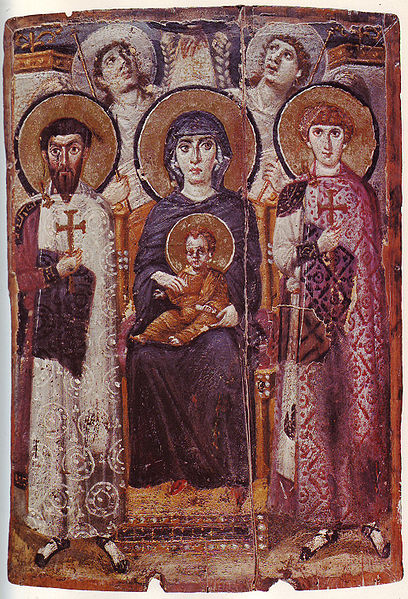Theotokos Iconography