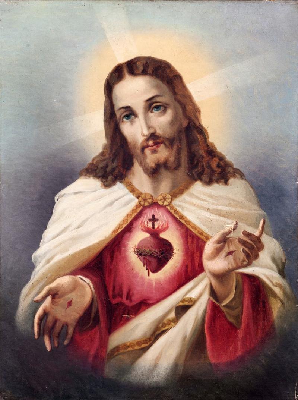 SACRED HEART JESUS