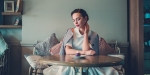 ELEGANT YOUNG LADY