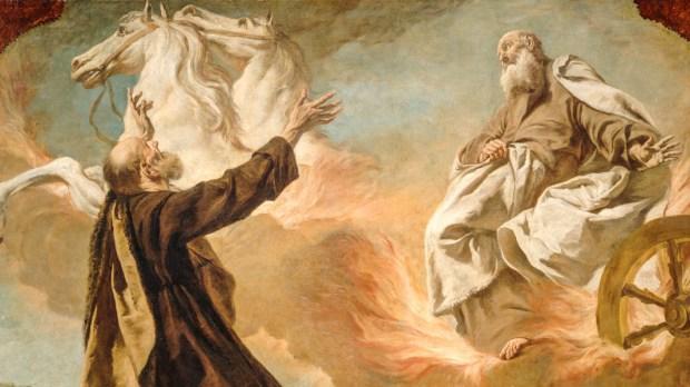 ELIJAH,ELISHA