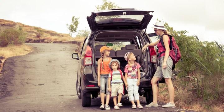 10 nasvetov za avtomobilsko potovanje z otroki