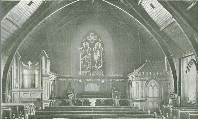 CHURCH,INTERIOR