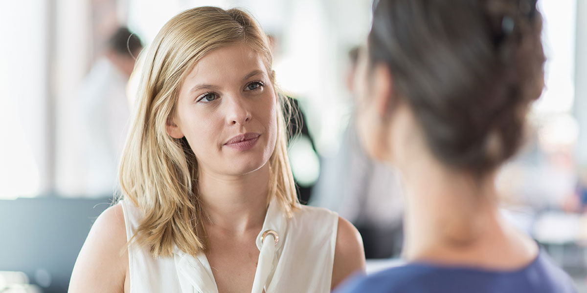 WOMEN TALKING