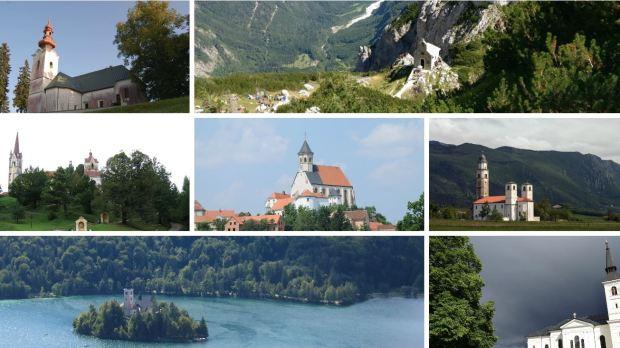 CHURCHES IN SLOVENIA