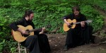 MONKS,GUITARS