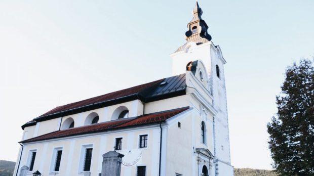 KRKA CHURCH