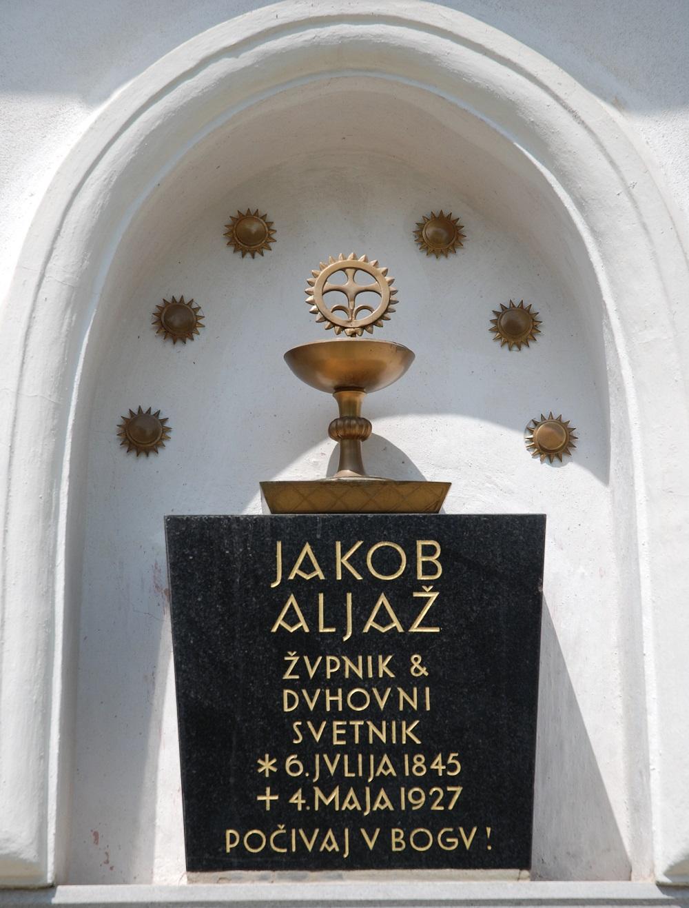 JAKOB ALJAŽ