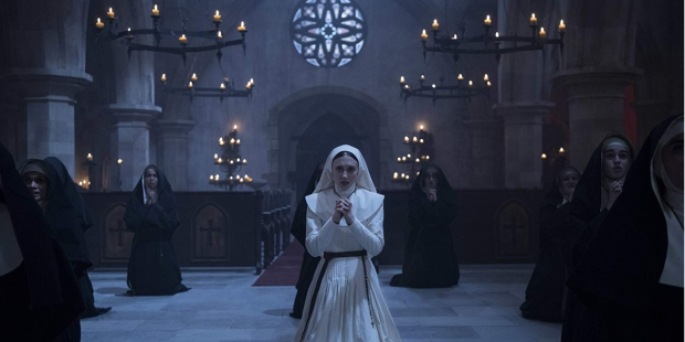 THE NUN,FILM