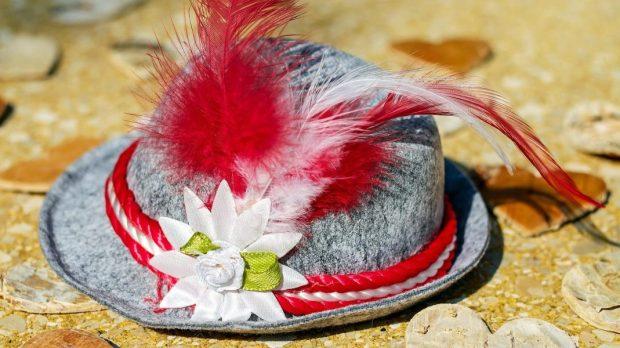AUSTRIAN HAT