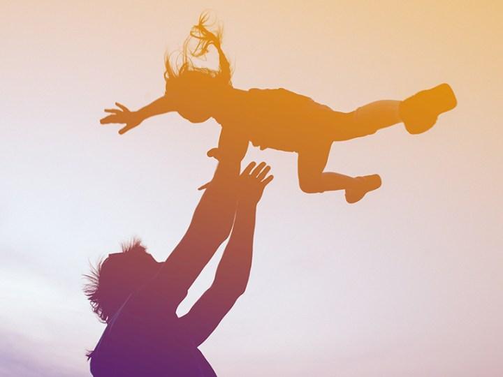 Deset nasvetov, da bo vaš mož postal najboljši oče