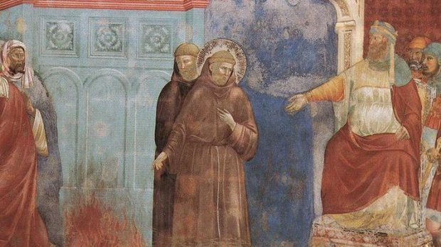 ST. FRANCIS OF ASSISI,MILITARY