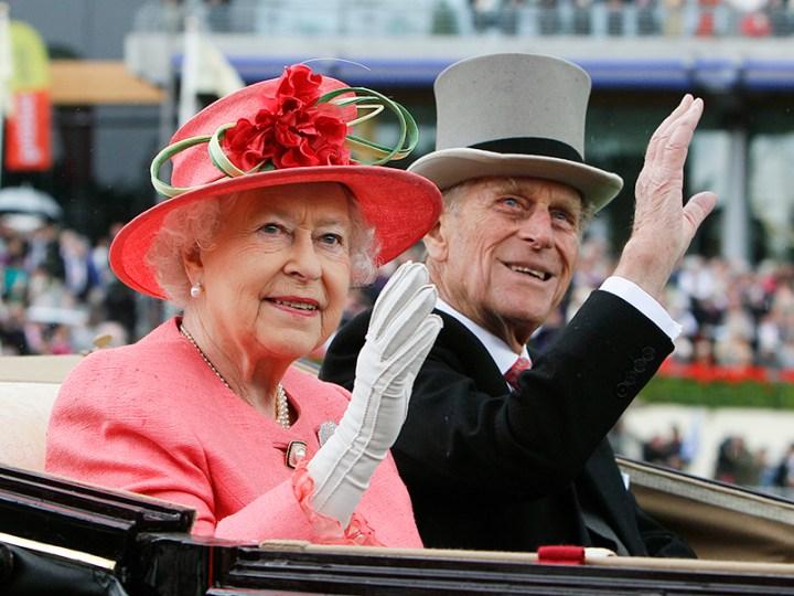 71 let zakona kraljice Elizabete II. in princa Filipa