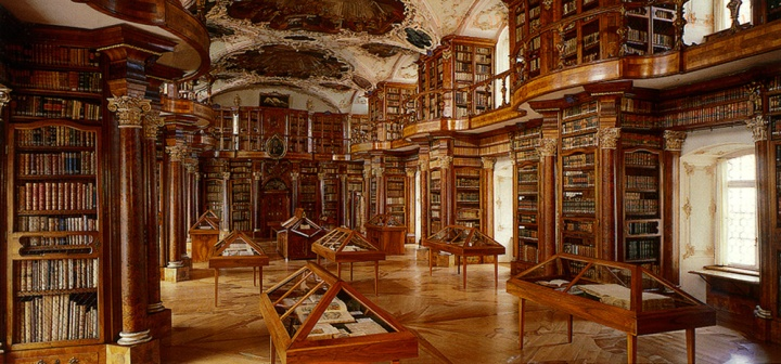 SAINT GALL LIBRARY