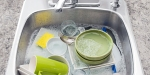 SOAKING DISHES