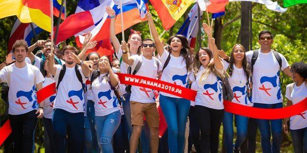 CATHOLIC YOUTH,WYD,PANAMA