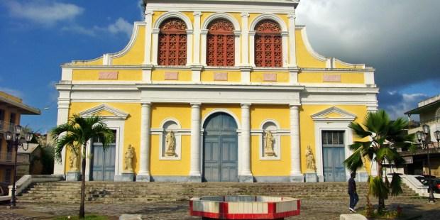 GUADELOUPE CHURCH;