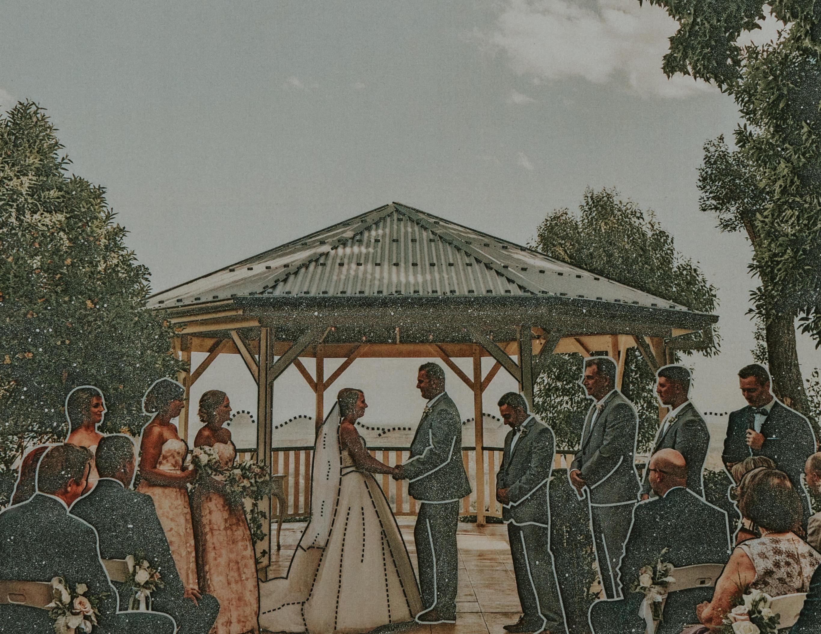 ROD AND STEPH WEDDING